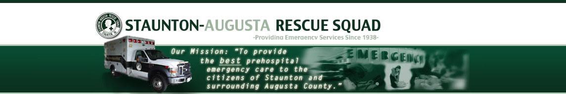 Staunton-Augusta Rescue Squad